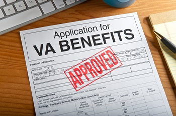 VA Benefits Approved